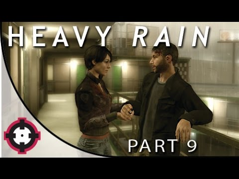 Heavy Rain Blind Let's Play Gameplay PS4  // Part 9 - Ethan Meets Madison! (w/ a Special Guest!)