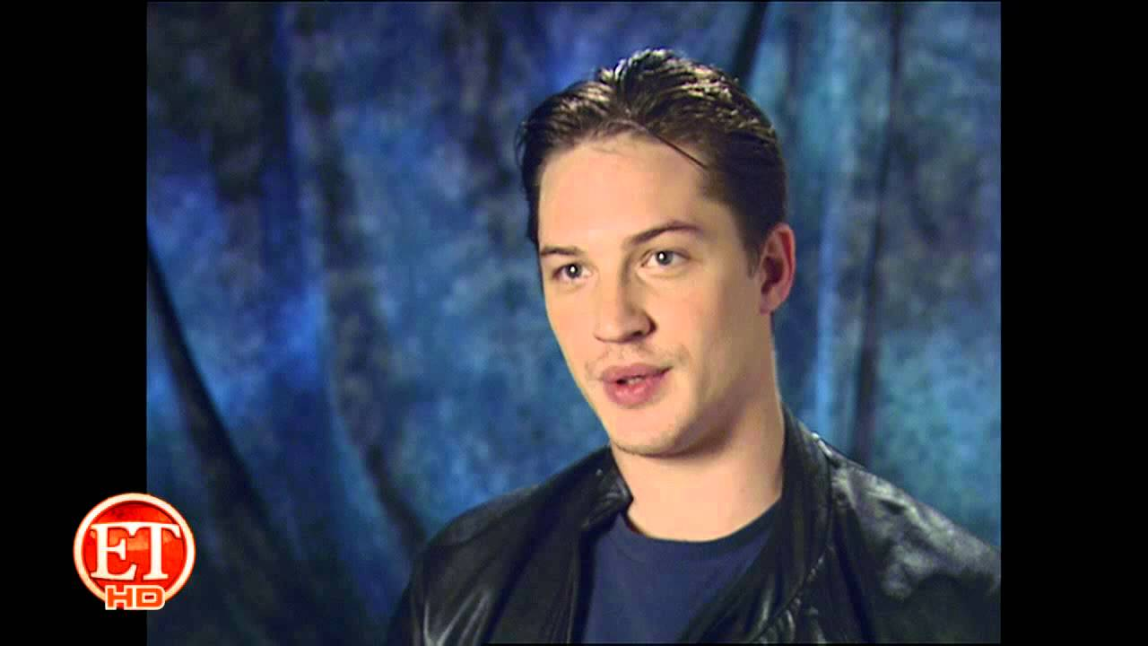 Tom Hardy Interview From 2002