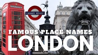 How to Say 10 Famous London Place Names