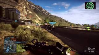 BF4 Battlefield 4 RubberBanding HELL on (PS4) Commentary+Gameplay