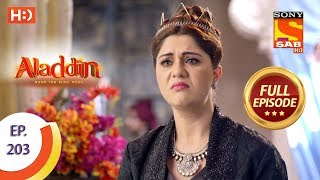 Aladdin - Ep 203 - Full Episode - 27th May, 2019