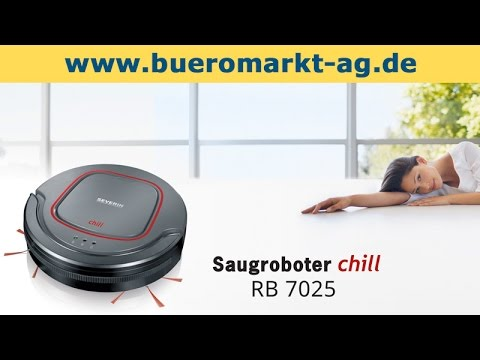 Severin Rb 7025 Chill Saugroboter Youtube