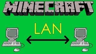 Как играть в Minecraft по локальной сети ?