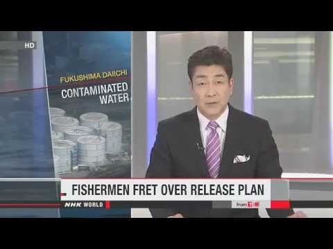 Nuclear Watch: Fukushima fishermen against water release plan   9/18/2014