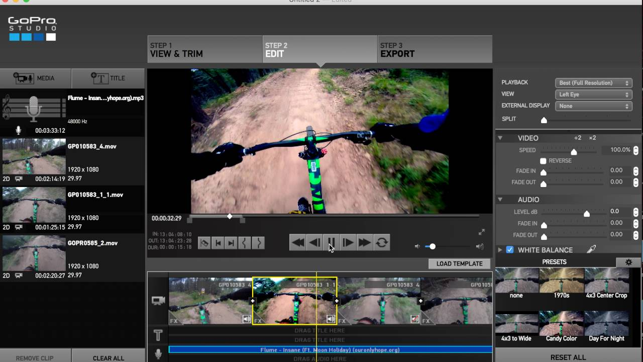 How to editcombine gopro videos on a mac youtube how to editcombine gopro videos on a mac ccuart Gallery