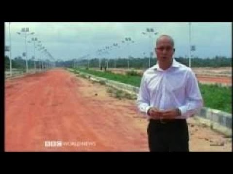 Africa Business Report 1 South Africa World Cup Boom vesves Nigeria Free Trade BBC News
