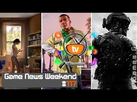 видео: game news weekend - #117 от xgames-tv (Игровые Новости)