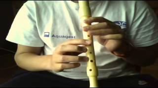 Mamma Mia (Abba) flauta dulce notas