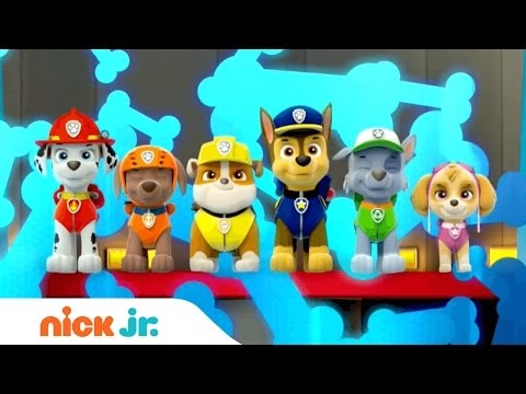 PAW Patrol Italian | Official Theme Song (Music) | Nick Jr.