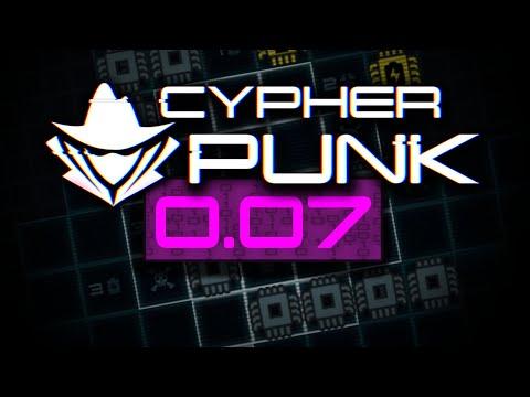 New Map Gen Algorithm!  | CypherPunk Devlog #7