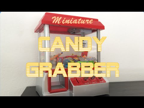 Let's Play Mini Candy Grabber - TecBrand PlayingCorner