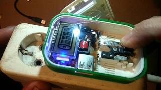 Контроллер RGB ленты и зарядка лягушка