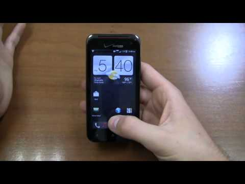 HTC DROID Incredible 4G LTE Review Part 2