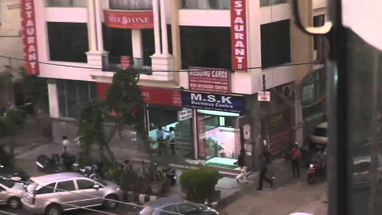 Dwarka Sector 7 New Delhi INDIA Ramphal Chowk Market Area