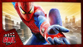 THE AMAZING SPIDER-MAN - FILM JEU COMPLET FRANCAIS