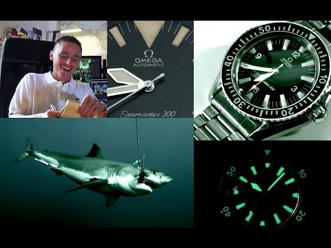 The Best Automatic Dive Watch Omega Ever Made? - Watchco Seamaster 300 Full Review - 166.0324