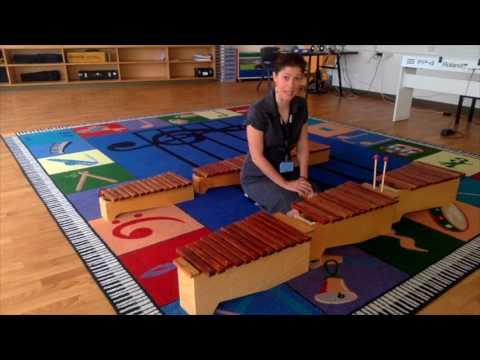 Using Classroom Xylophones (Elementary)
