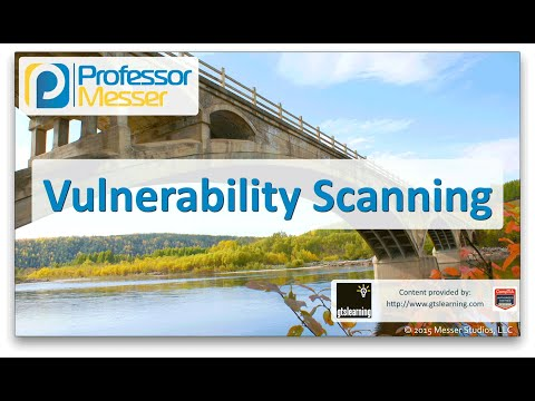 Descargar Video Vulnerability Scanning - CompTIA Network+ N10-006 - 3.1