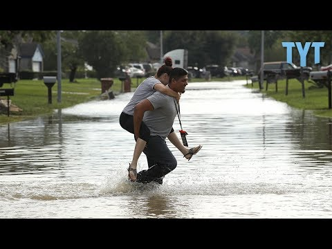 Houston Activist Reports What's REALLY Going On With Harvey