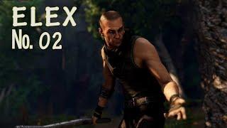 ELEX 02 Первые шаги (прокачка)