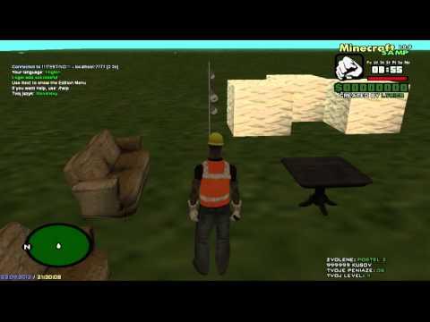 [SAMP] Minecraft SAMP - GameMode (+Download)