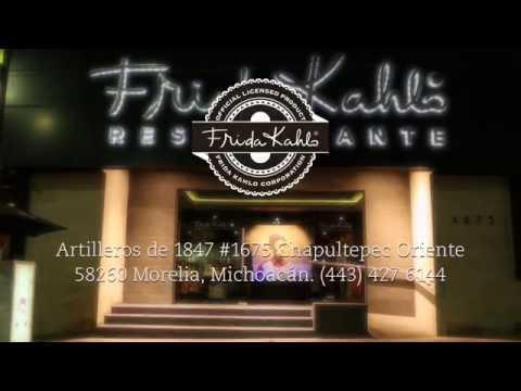 Frida Kahlo Restaurante Morelia