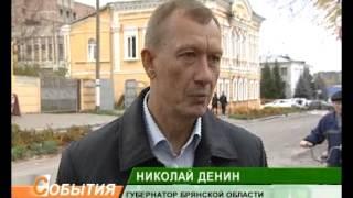Н.Денин посетил  Климово 22_10_12
