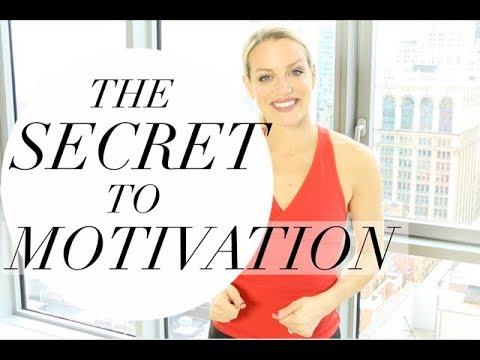 HOW TO STAY MOTIVATED | TRACY CAMPOLI | HOW TO FIND WILLPOWER