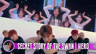 [MASHUP] IZ*ONE x MONSTA X - 'SECRET STORY OF THE HERO' | Ma…