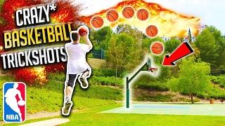 CRAZY F.A.Z.E. BASKETBALL TRICKSHOTS!! Video
