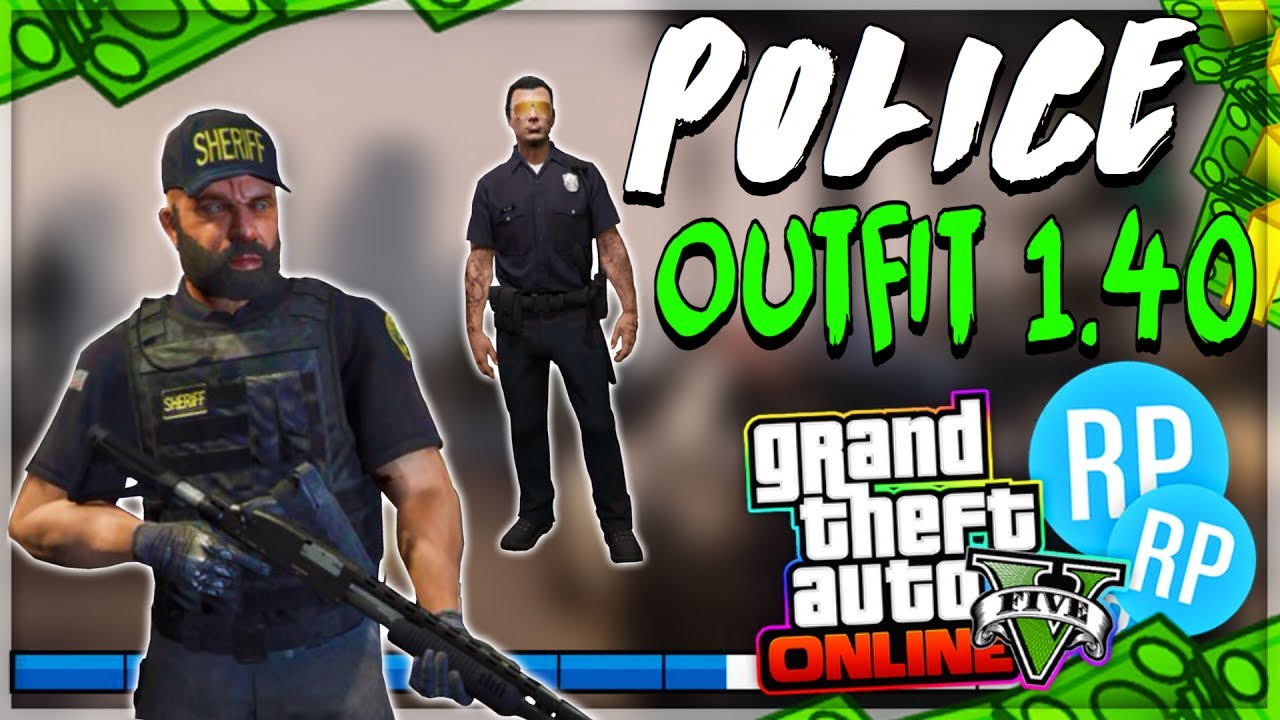 police outfit gta online