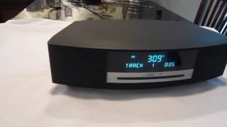 Bose Wave Radio Demo
