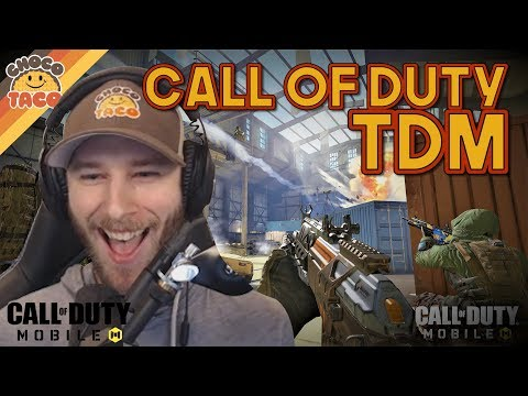 ChocoTaco Owns In Call Of Duty MOBILE: Team Death Match