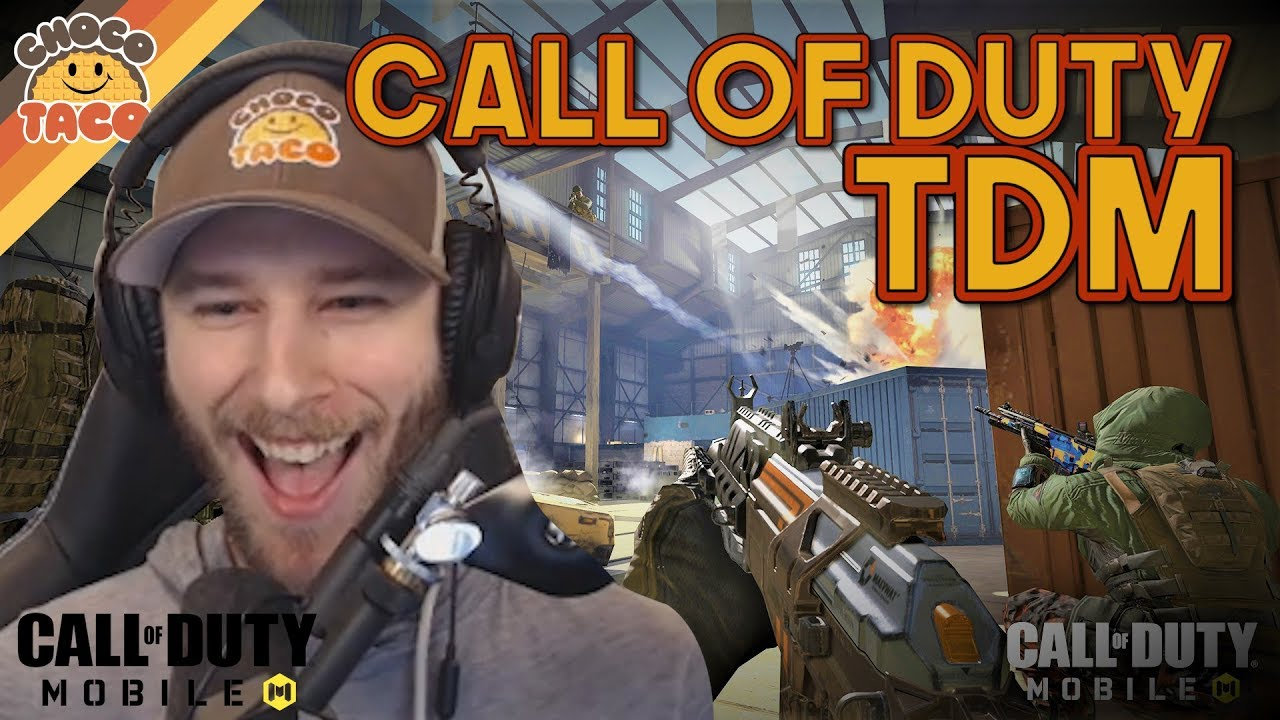 chocoTaco Owns In Call of Duty MOBILE: Team Death Match thumbnail