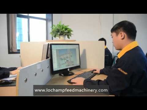Fish Food Making Machine,Fish Feed Machinery Manufacturers,LoChamp Machinery Manufacturing Co.Ltd