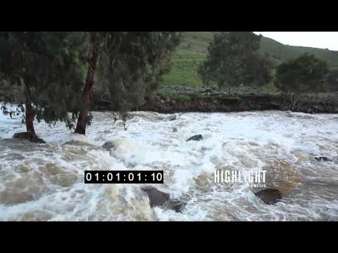 Jordan River Flow