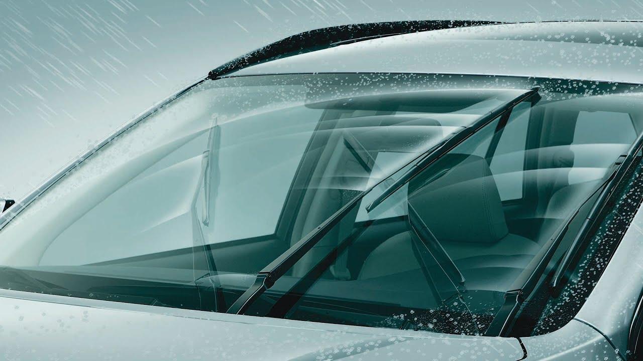 Repelente de agua para vidrios de autos casero