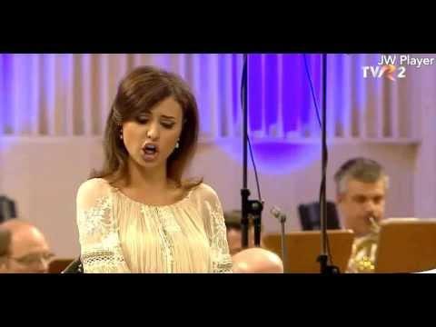 Valentina Nafornița chante Enescu