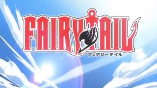 Fairy tail first theme song plus narrator opening
