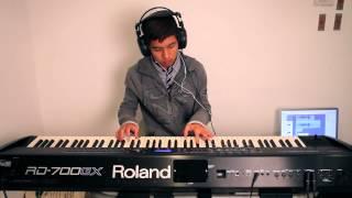 Taylor Swift meets David Guetta (Piano Mashup)