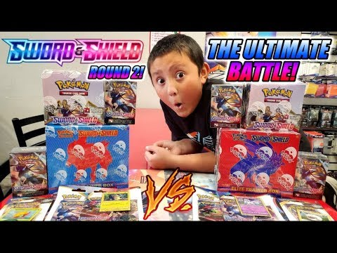NEW POKEMON CARDS BATTLE! EVERY SWORD AND SHIELD PRODUCT OPENING! BEST PRERELEASE KIT BATTLE!