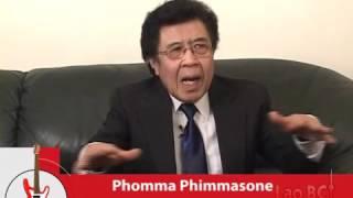 ການສໍາພາສ ອາຈາຣຍ໌ ພົມມະ ພິມມະສອນ ໂດຍ Lao BC Toronto - Interview Phomma Phimmasone