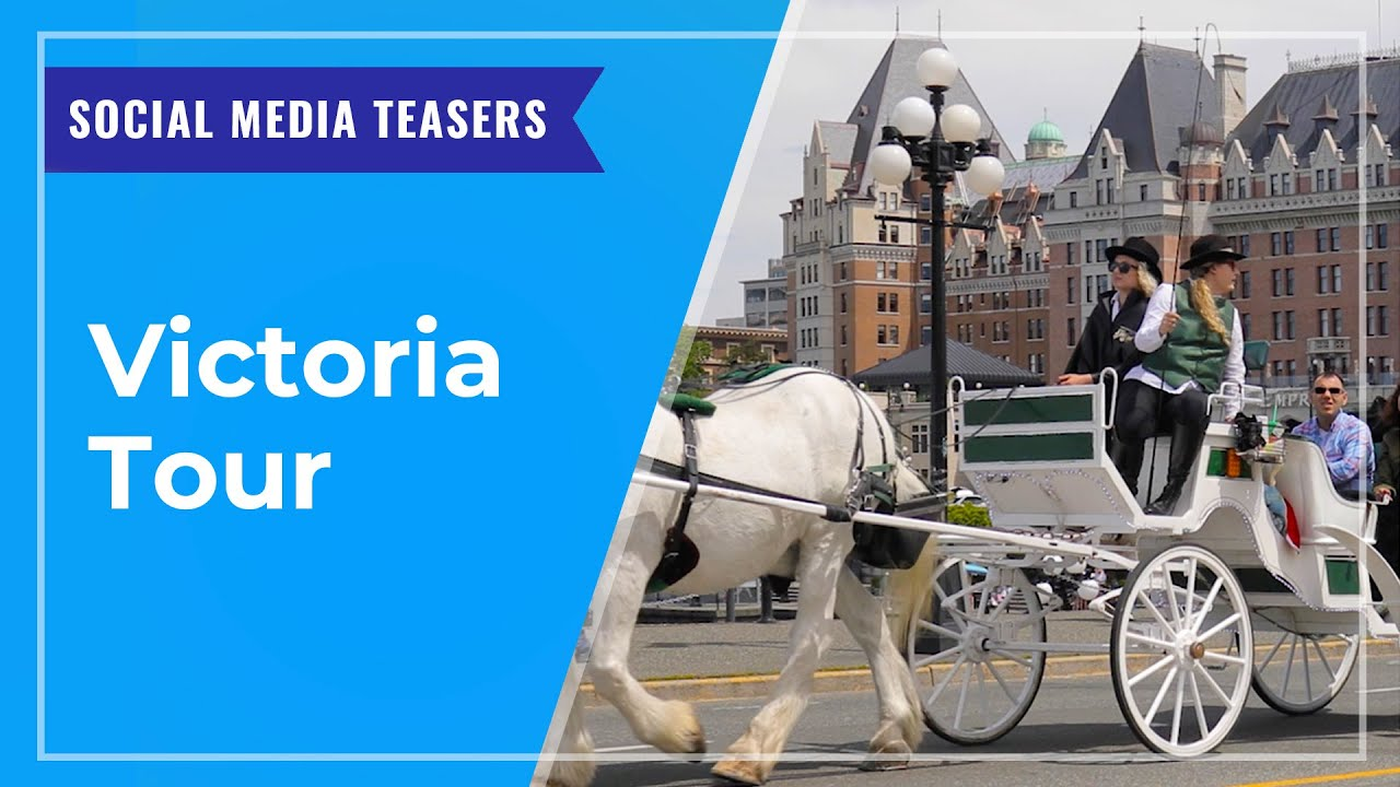 SOCIAL MEDIA TEASERS: Victoria Tour