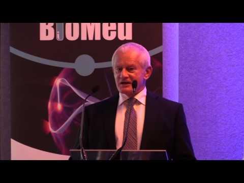 Closing Remarks - ManxBioMed 2013 - Hon Allan Bell, MHK