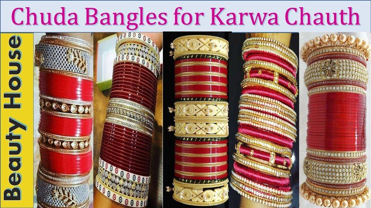 Chuda Bangles for Karwa Chauth| #karwachauth #karwachauthstatus #whatsappstatus #karwachauthwhatsapp