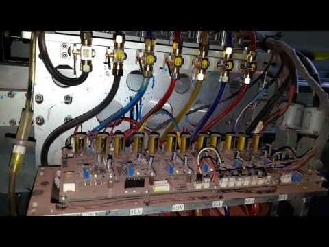 Closing of  DGI POLA JET machine