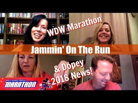 Walt Disney World Marathon & Dopey 2018 News | Jammin' on the Run 021