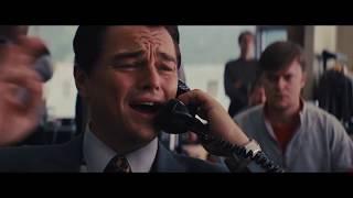 Джордан Белфорт продает акции отрывок из фильма Волк с Уолл Стрит