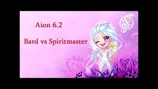 Обложка на видео о AION 6.2 обновление 4game 16 августа Bard_80_lvl_vs_Spiritmaster
