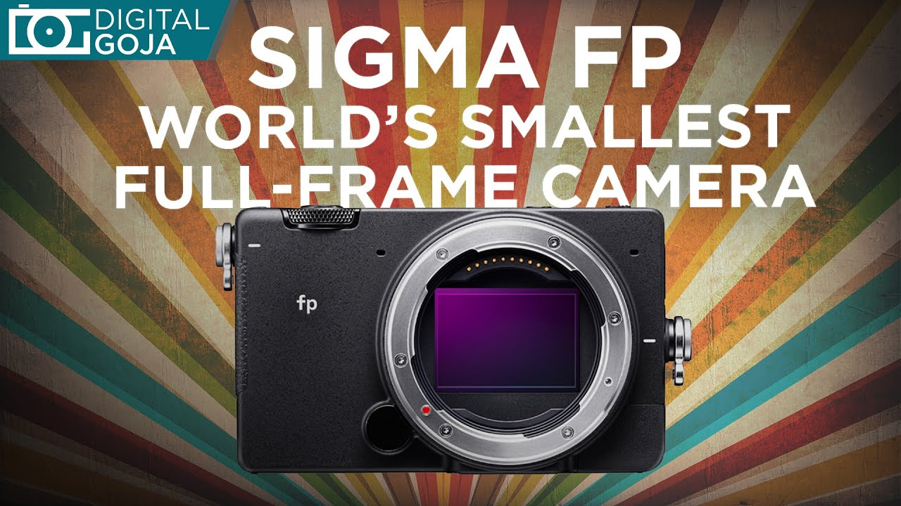 Full Frame Foveon A Real Pocket Sized Full Frame Mirrorless Camera From Sigma 2019